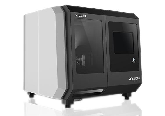 Masina de Frezare XTCERA X-Mill 500