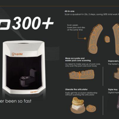 Scanner Up3D UP300+
